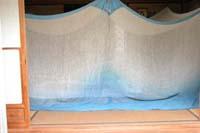 一般的な蚊帳